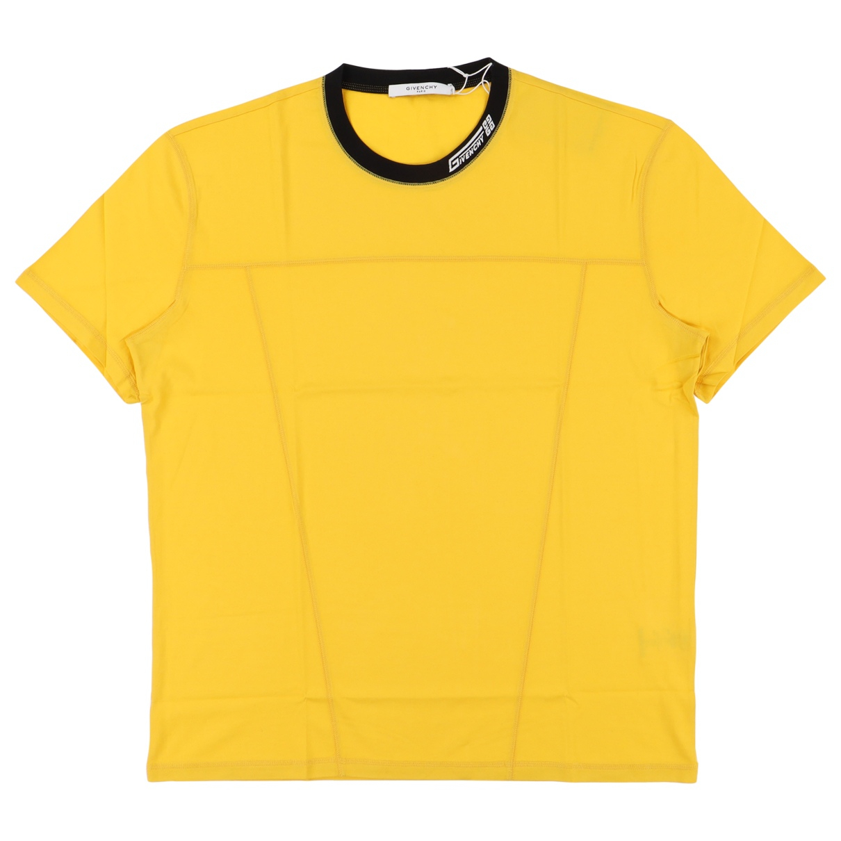 Givenchy \N Yellow Cotton T-shirts for Men M International