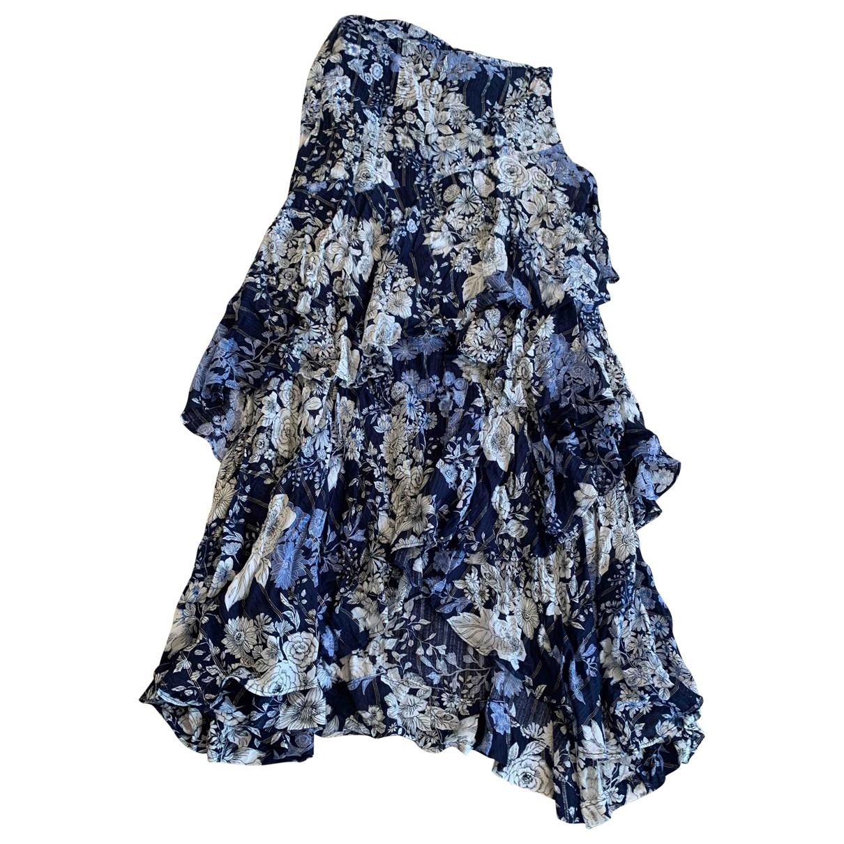 Les Petites \N Blue skirt for Women 36 FR