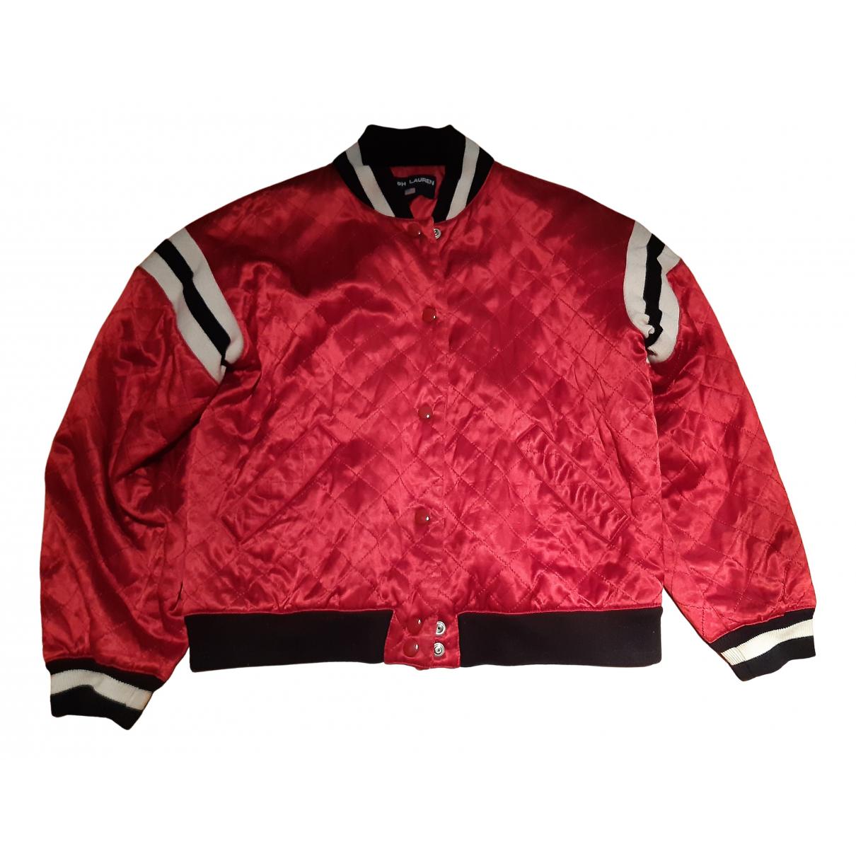 Polo Ralph Lauren - Veste   pour femme - rouge
