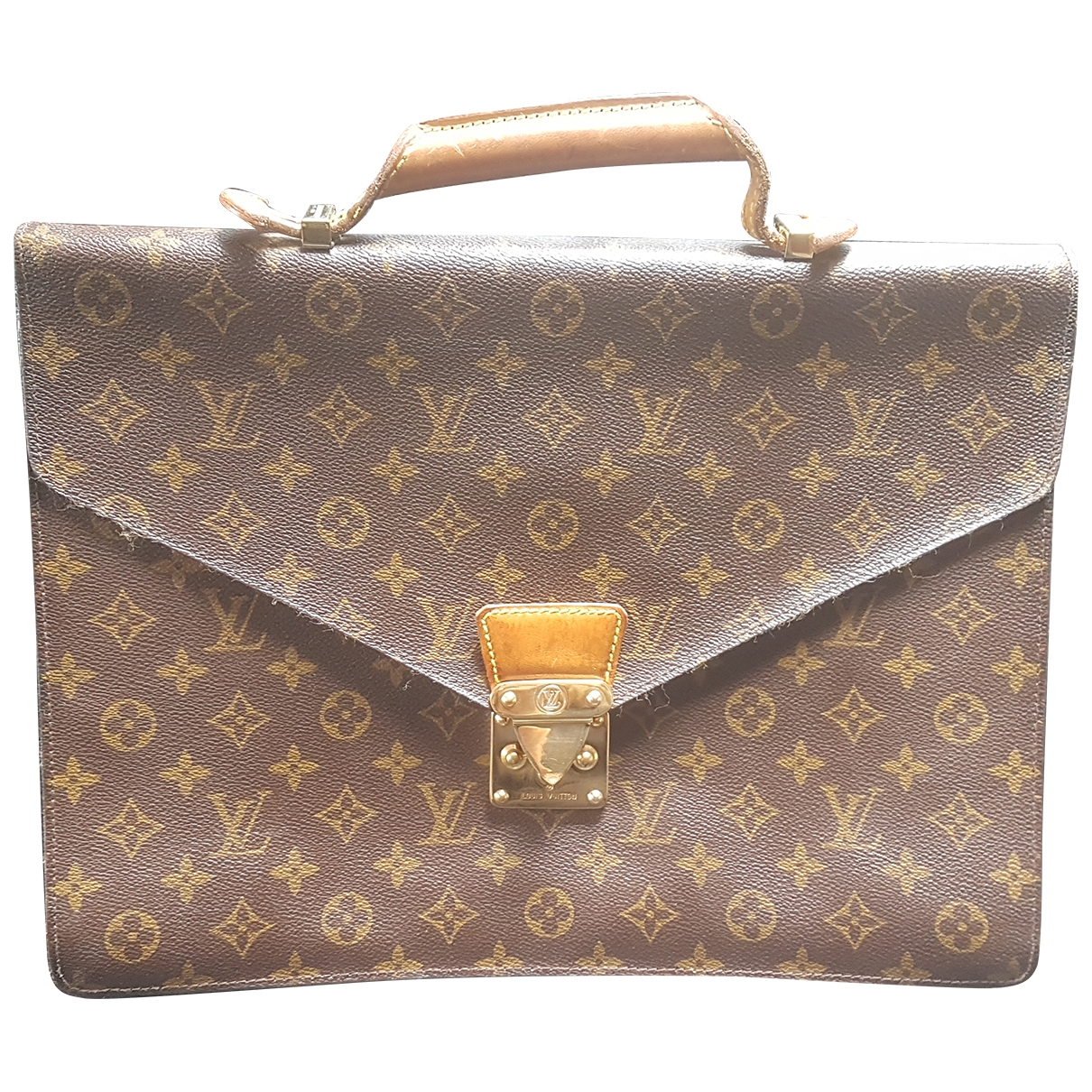 Louis Vuitton Kourad Cloth bag for Men \N