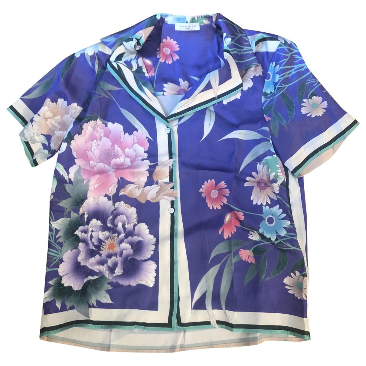 Camisa Spring Summer 2020 de Seda Sandro
