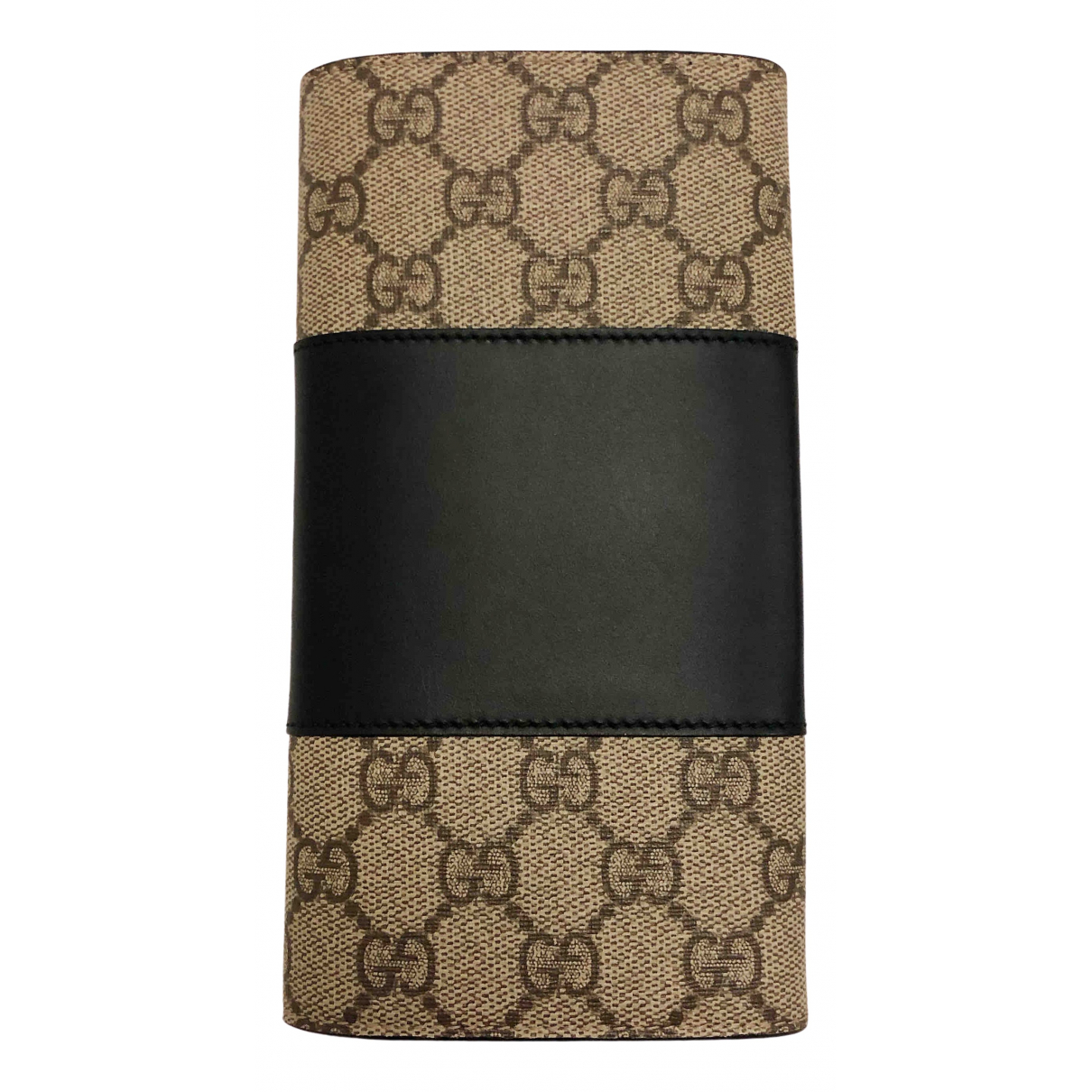 Gucci \N Multicolour Cloth Small bag, wallet & cases for Men \N