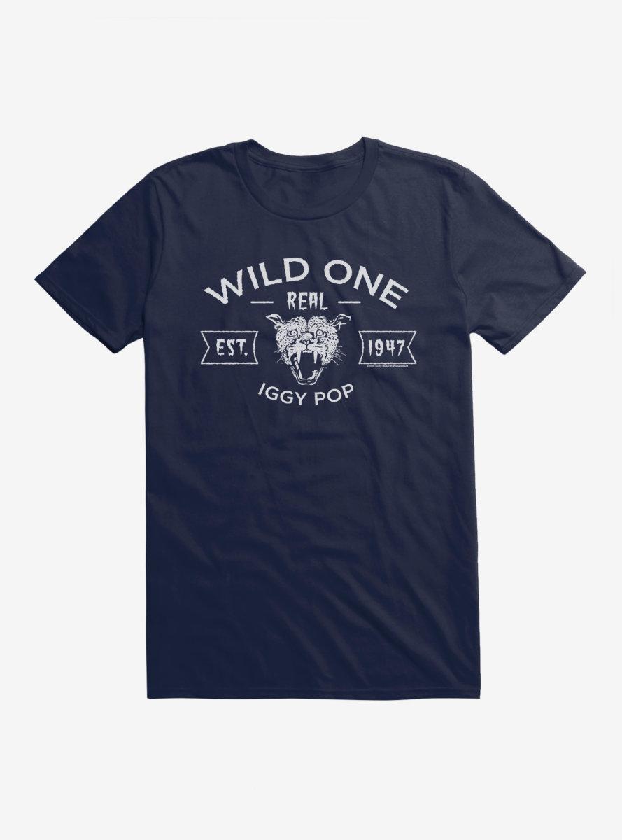 Iggy Pop Wild One T-Shirt