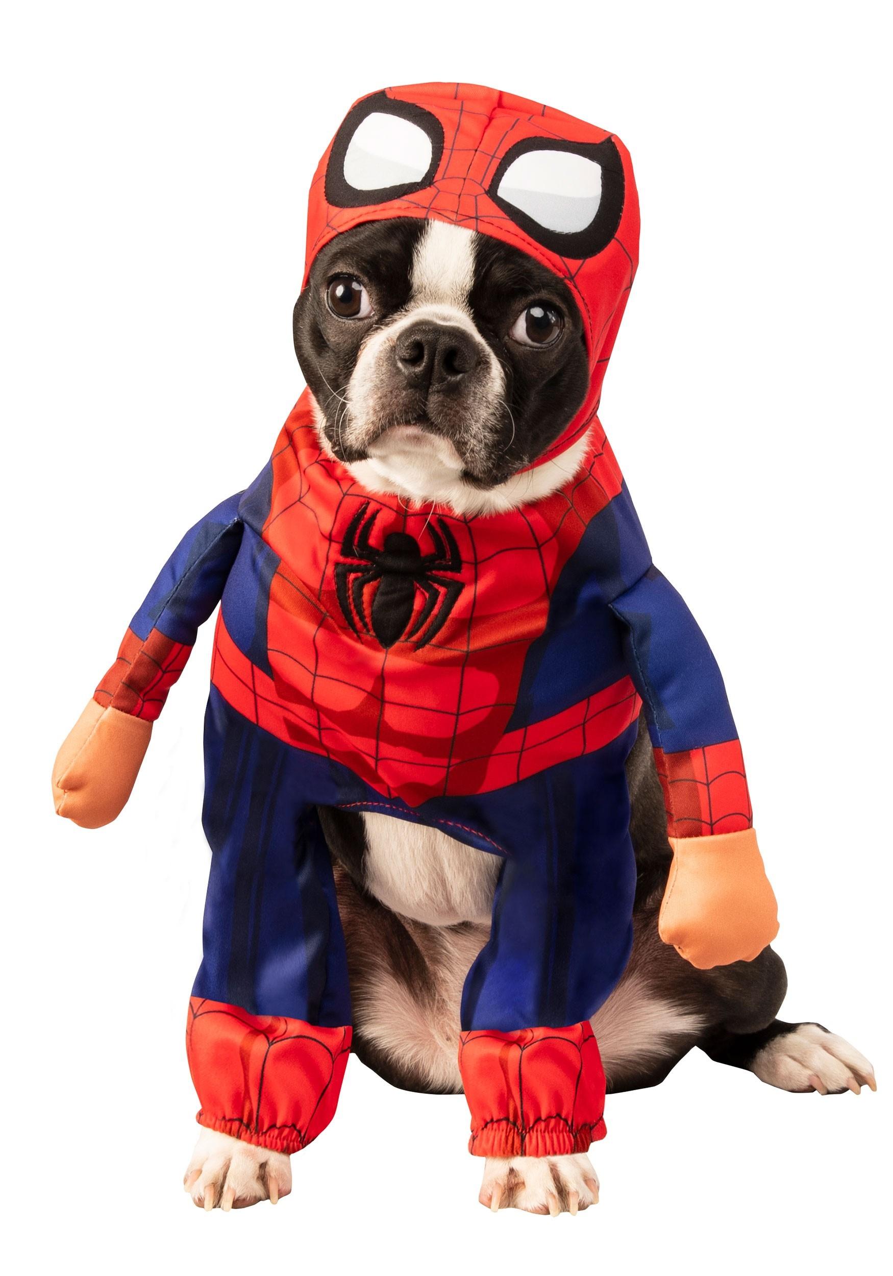 Marvel Spider-Man Pet Costume