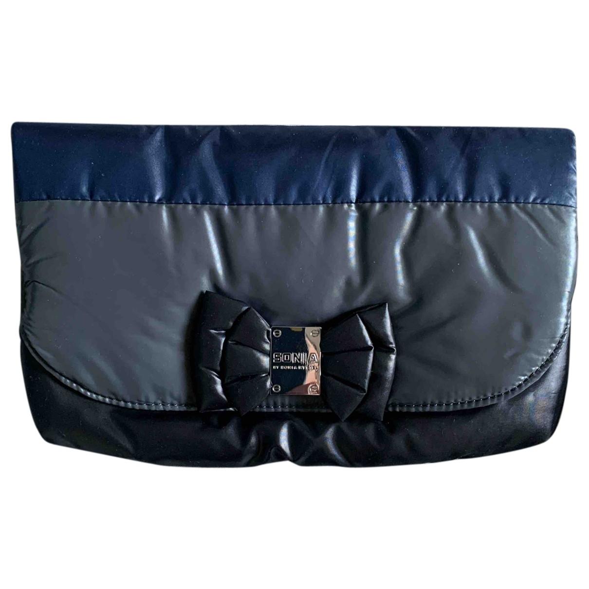 Sonia By Sonia Rykiel \N Black Clutch bag for Women \N