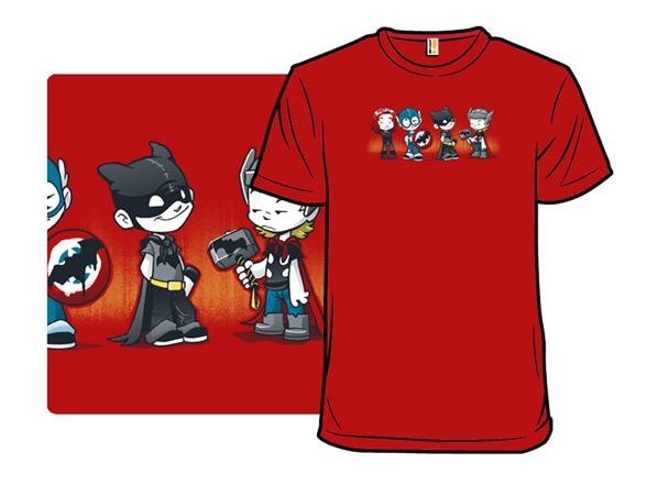 Super Jerk - Paint T Shirt