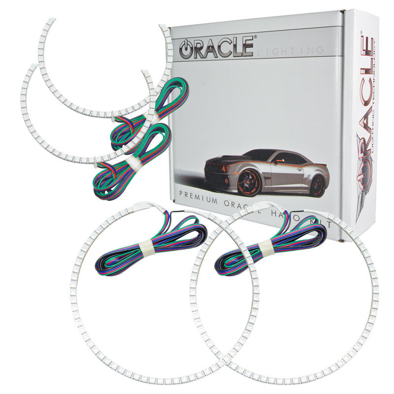 Oracle Lighting 2231-330 Dodge Magnum 2005-2007 ORACLE ColorSHIFT Halo Kit