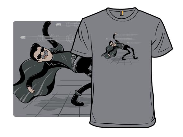 Bullet Time! T Shirt