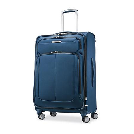 Samsonite Solyte Dlx 25 Inch Lightweight Luggage, One Size , Blue