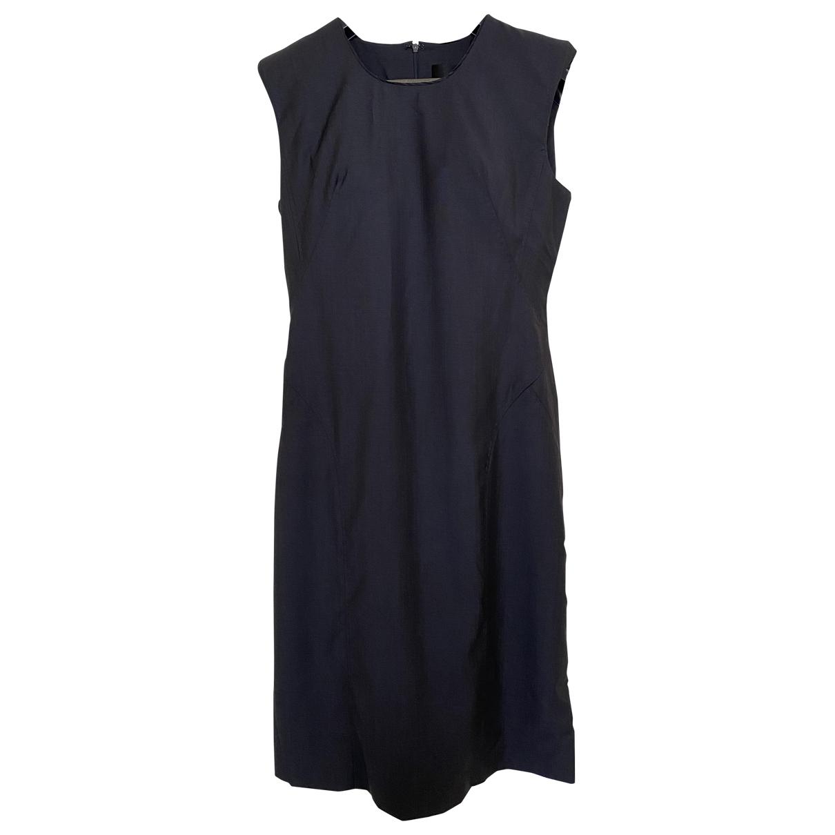 Amanda Wakeley \N Navy Wool dress for Women 14 UK