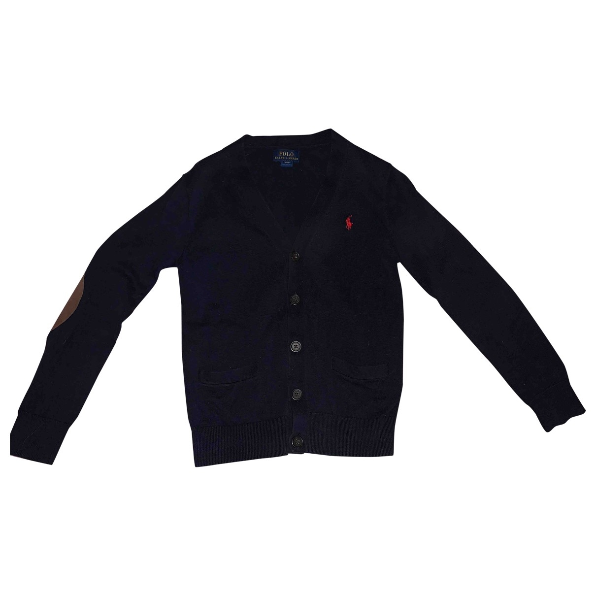 Polo Ralph Lauren \N Blue Cotton Knitwear for Kids 8 years - up to 128cm FR