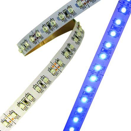 JKL Components White LED Strip 5m, ZFS-85000HD-CW