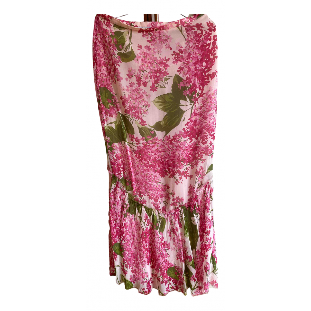 Moschino Cheap And Chic - Jupe   pour femme en coton - rose