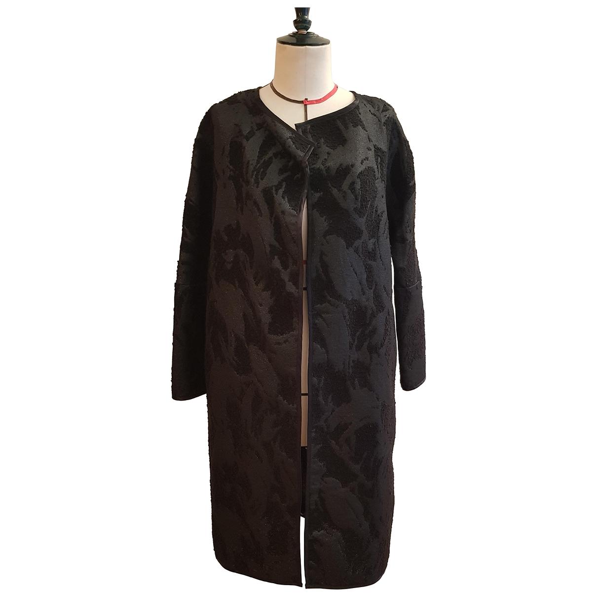 By Malene Birger \N Black Cotton coat for Women 38 FR