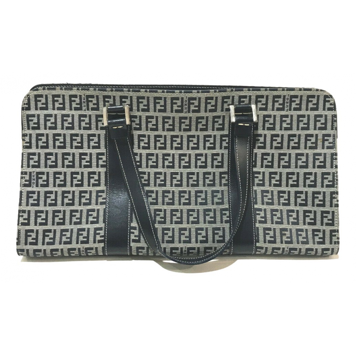 Fendi N Navy Cloth handbag for Women N