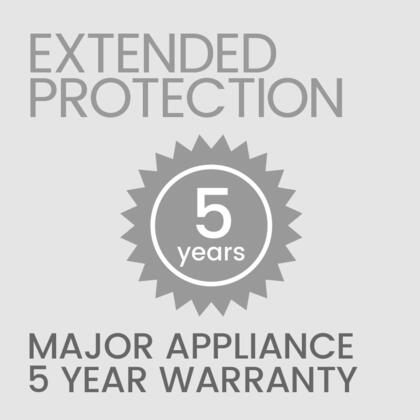 5 Year Warranty on Major Appliance Under $5 000 for In-Home