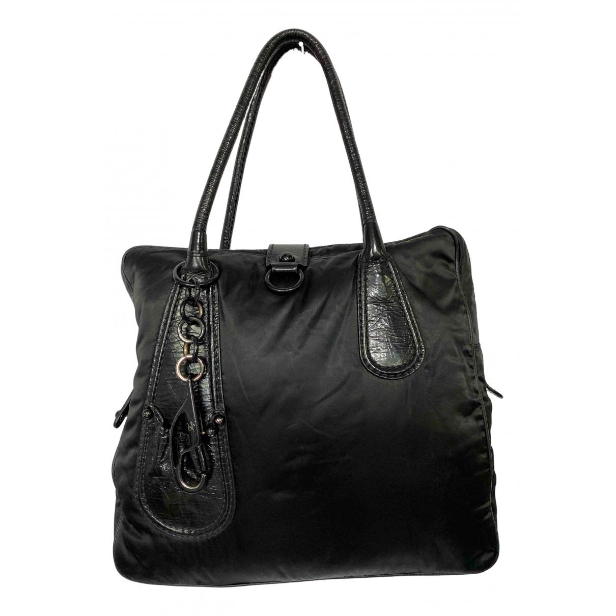 Fay \N Black Cloth handbag for Women \N