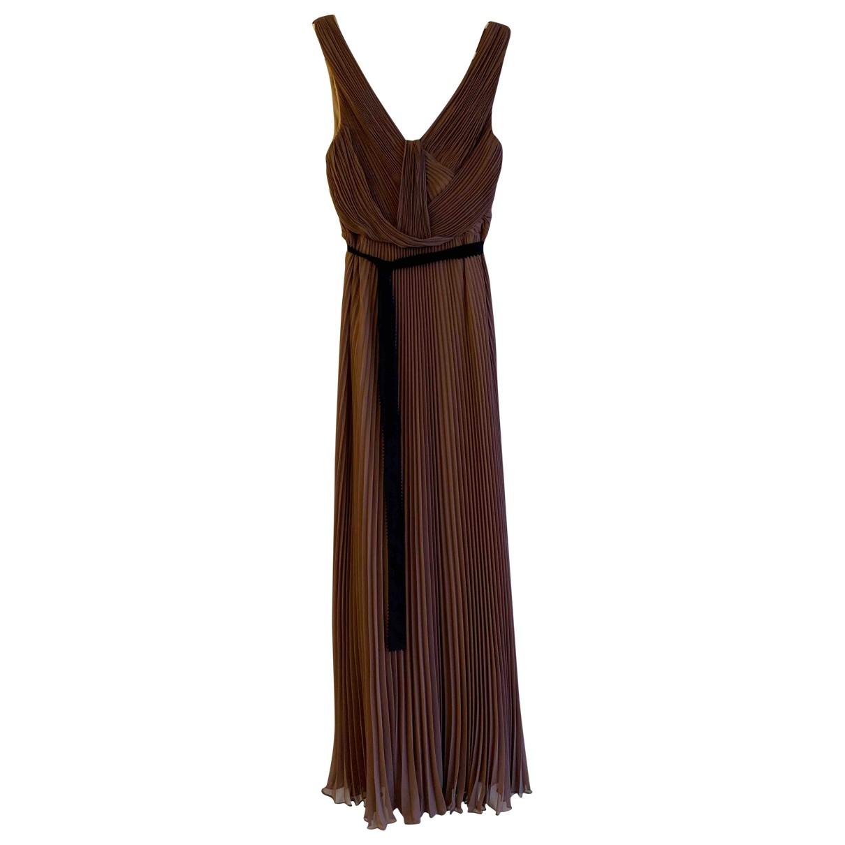 Hoss Intropia - Robe   pour femme - camel
