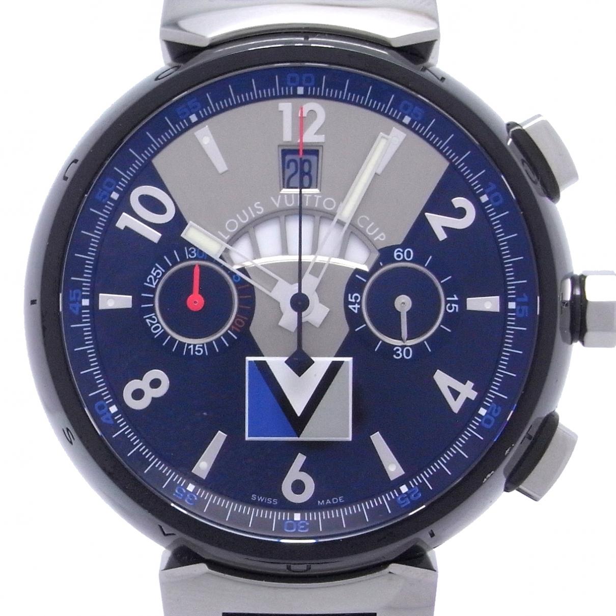 Relojes Tambour Louis Vuitton