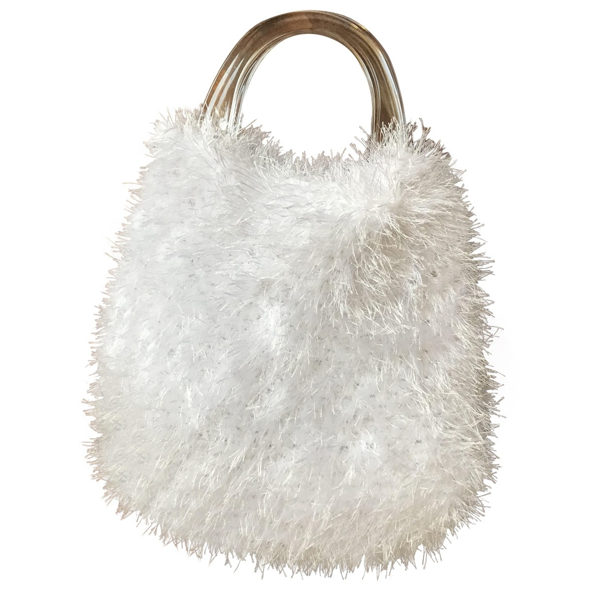 Non Signé / Unsigned \N White Purses, wallet & cases for Women \N