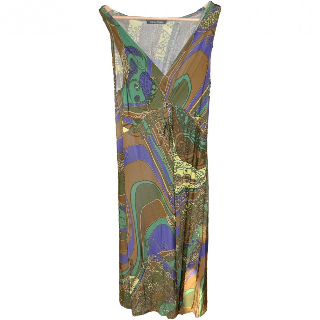 Non Signé / Unsigned \N Multicolour dress for Women 42 IT