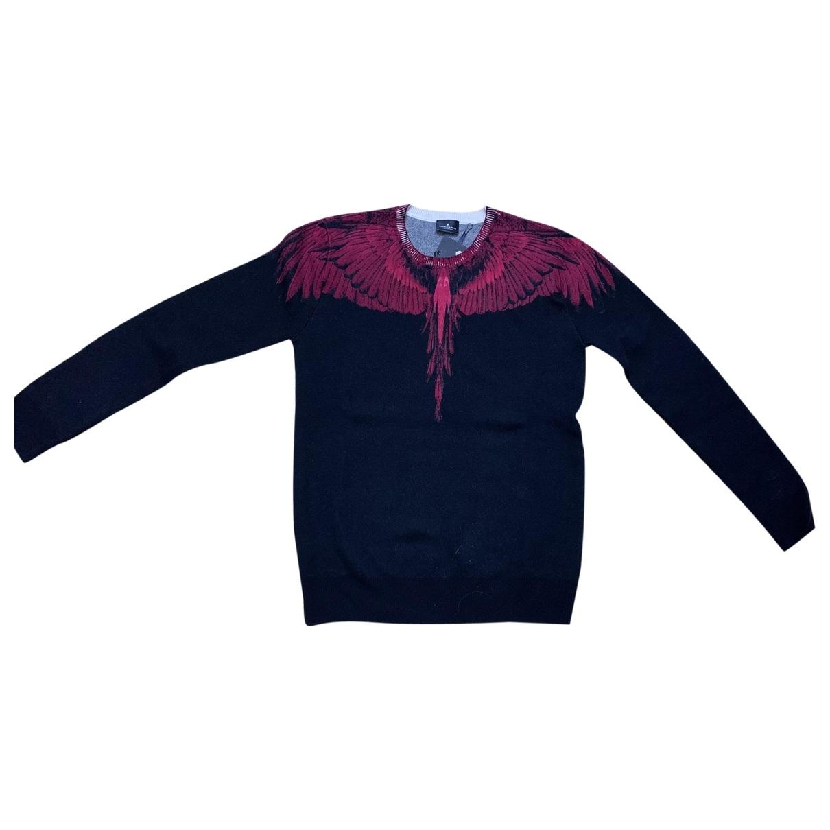 Marcelo Burlon \N Pullover in  Schwarz Wolle