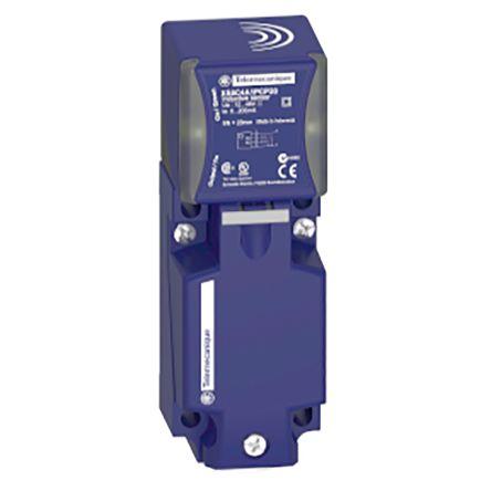 Telemecanique Sensors Inductive Sensor - Block, NO/NC Output, 40 mm Detection, IP65, IP67, IP69K, M20 Gland Terminal