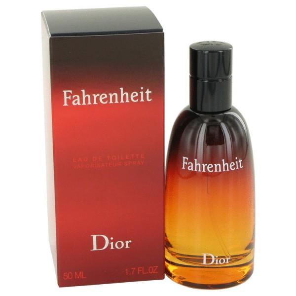 Fahrenheit - Christian Dior Eau de toilette en espray 50 ML