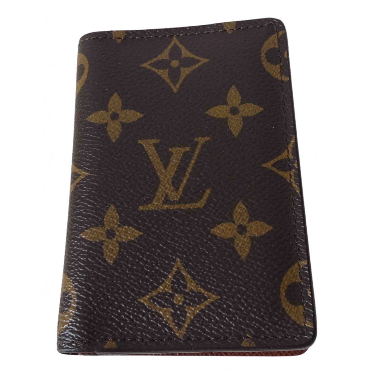 Louis Vuitton \N Beige Cloth Purses, wallet & cases for Women \N