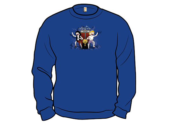 Excellent Adventure Time T Shirt