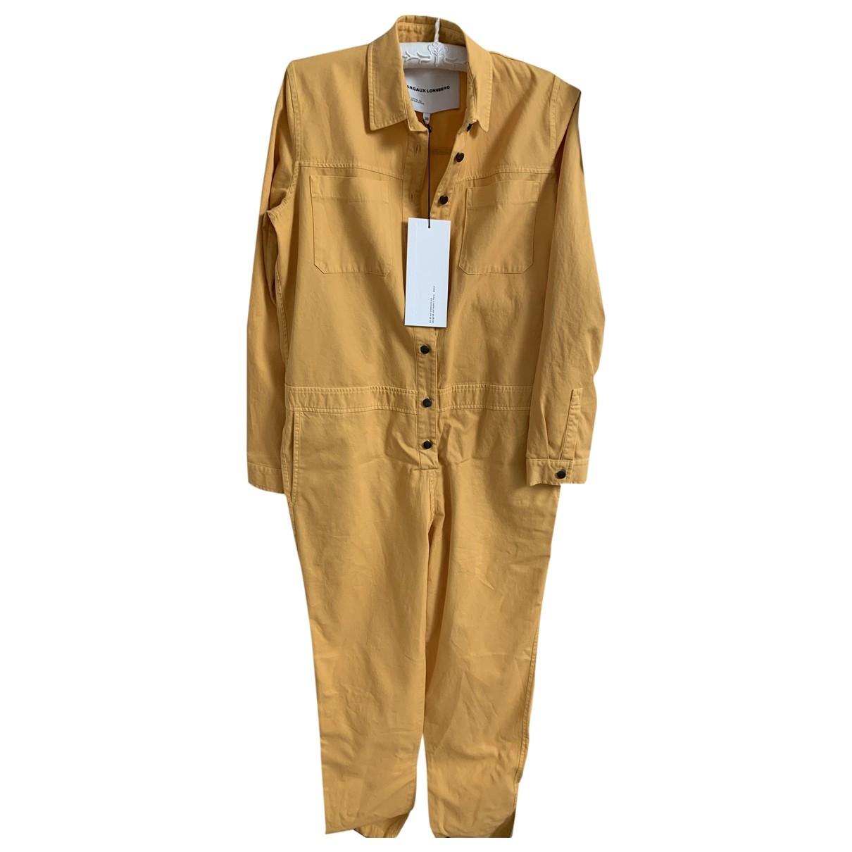 Margaux Lonnberg \N Cotton jumpsuit for Women 40 FR
