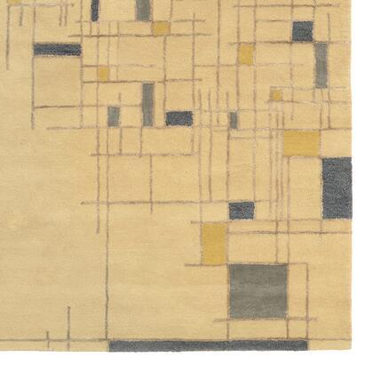 RUGAE1958 5 x 8 Rectangle Area Rug in