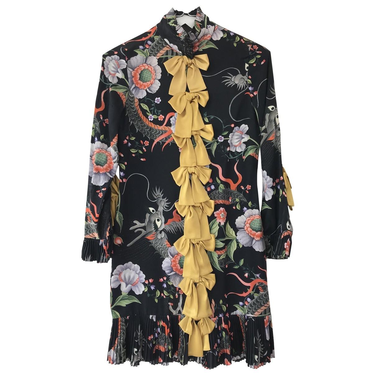 Gucci - Robe   pour femme en soie - multicolore