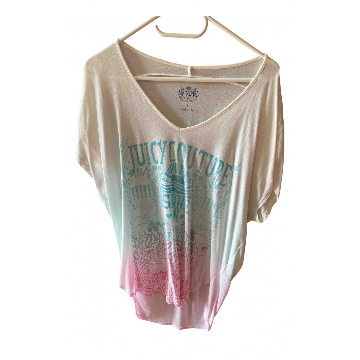 Juicy Couture \N White Cotton  top for Women S International