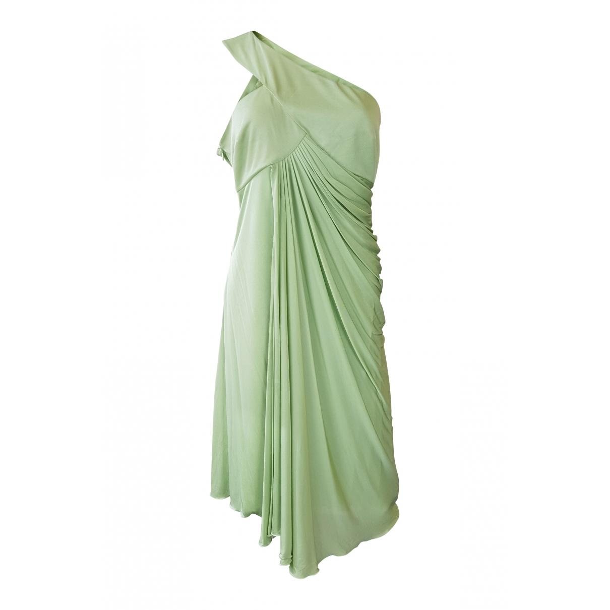 Versace - Robe   pour femme - vert
