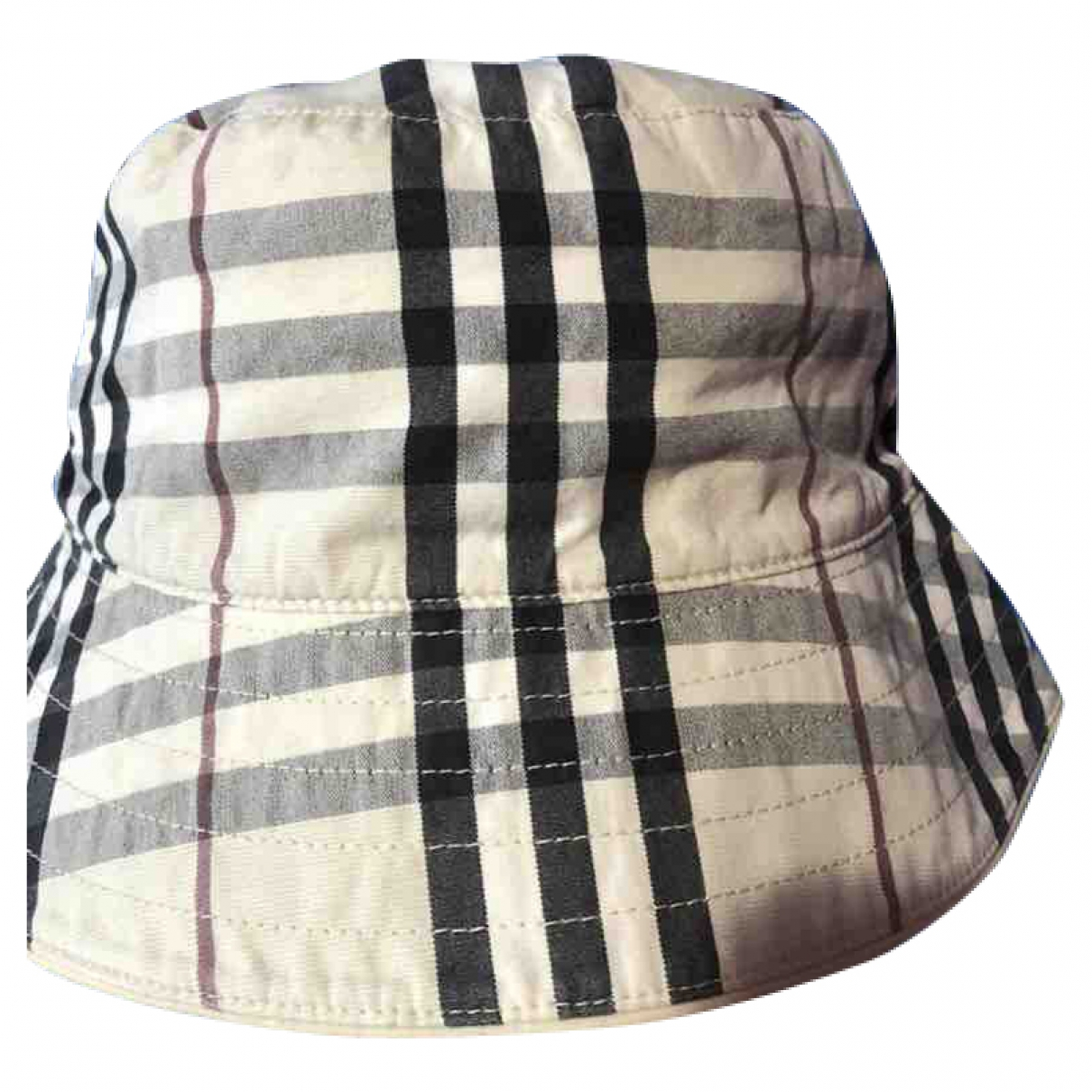 Burberry \N Multicolour Cotton hat & Gloves for Kids \N