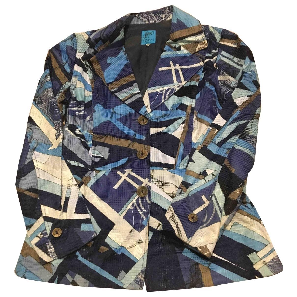 Christian Lacroix \N Multicolour Cotton jacket for Women 40 FR