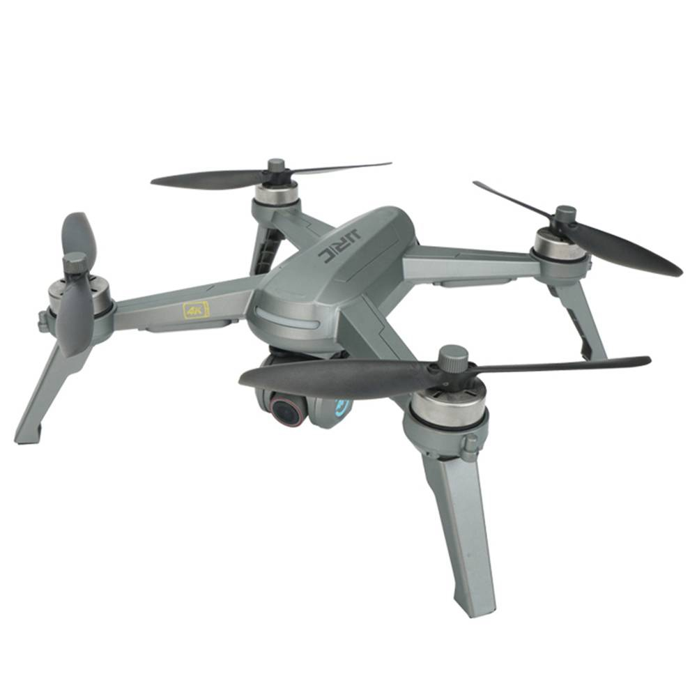 JJRC X5P EPIK+ 5G WIFI GPS 4K HD Camera RC Drone 20mins Flight Time Follow Me Mode - Black