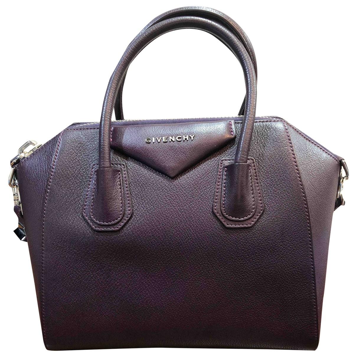 Bolso  Antigona de Cuero Givenchy