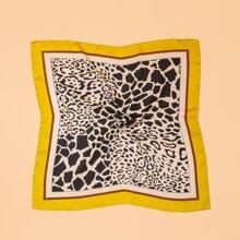 Bandana mit Leopard Muster