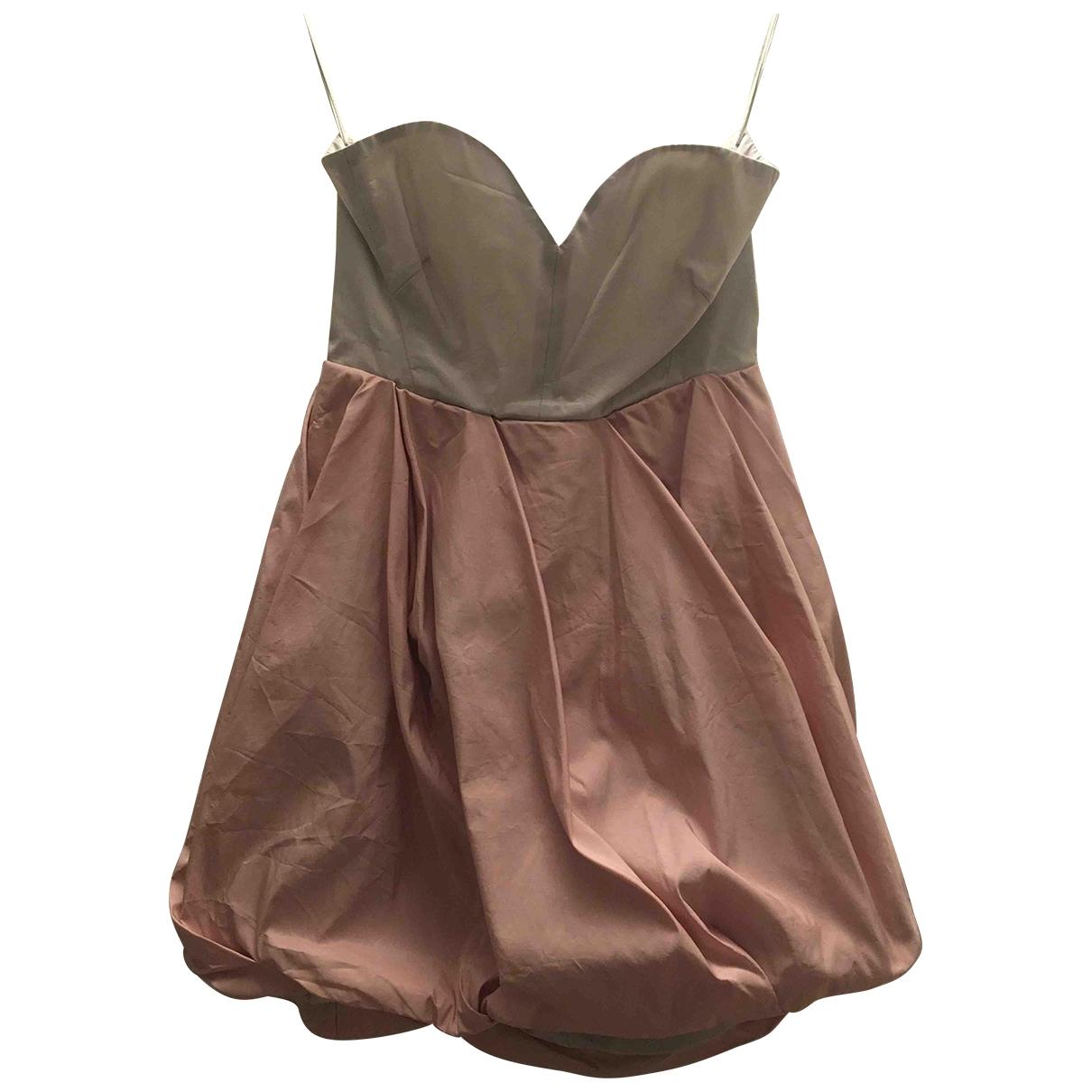 Miu Miu \N Pink dress for Women 40 IT