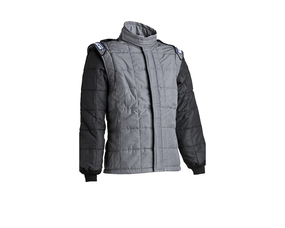 Sparco 001109X20J62NGR X20 Jacket SFI-20 62 Black/Gray