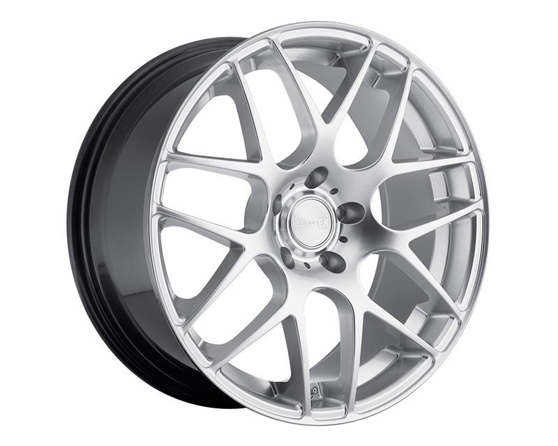 MRR Design Hyper Silver UO2 Wheel 19x8.5