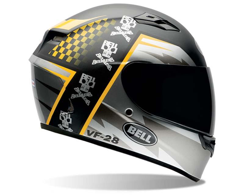 Bell Racing 7062044 Qualifier Helmet