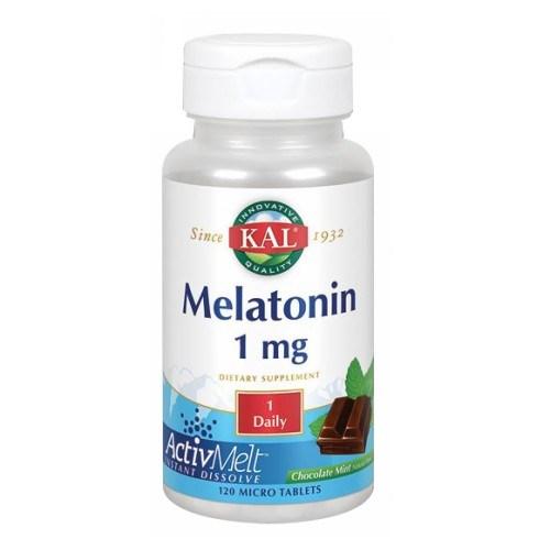Melatonin Activmelt 120 Count by Kal