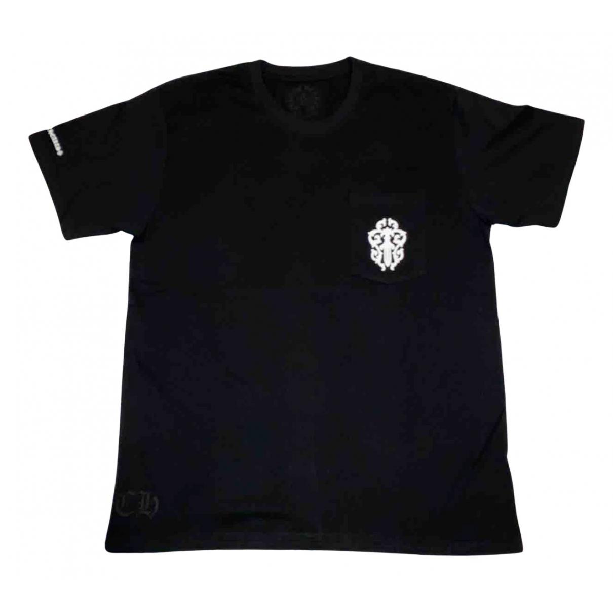 Chrome Hearts - Tee shirts   pour homme en coton - noir
