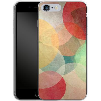 Apple iPhone 6s Plus Silikon Handyhuelle - The Round Ones von Georgiana Teseleanu
