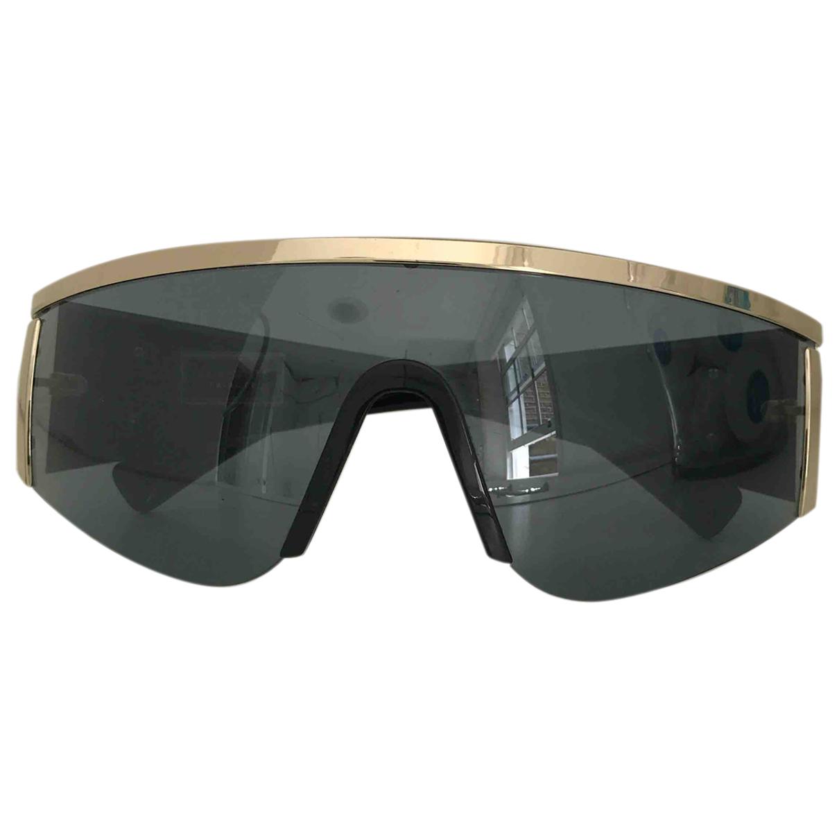 Gianni Versace \N Black Sunglasses for Men \N