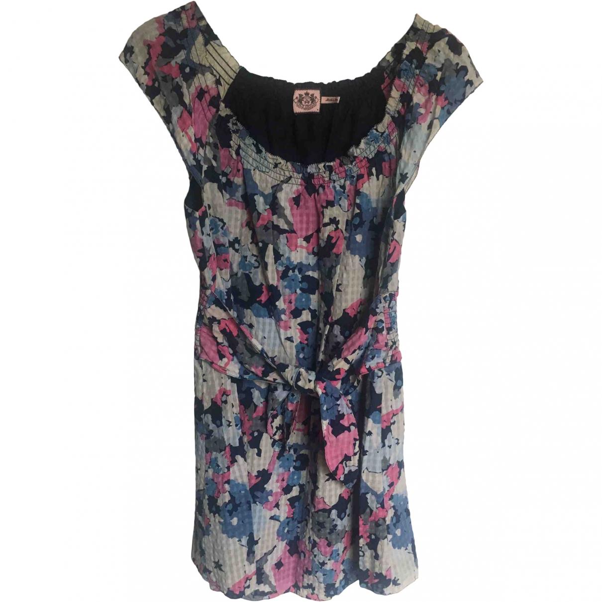Juicy Couture \N Multicolour Silk dress for Women M International