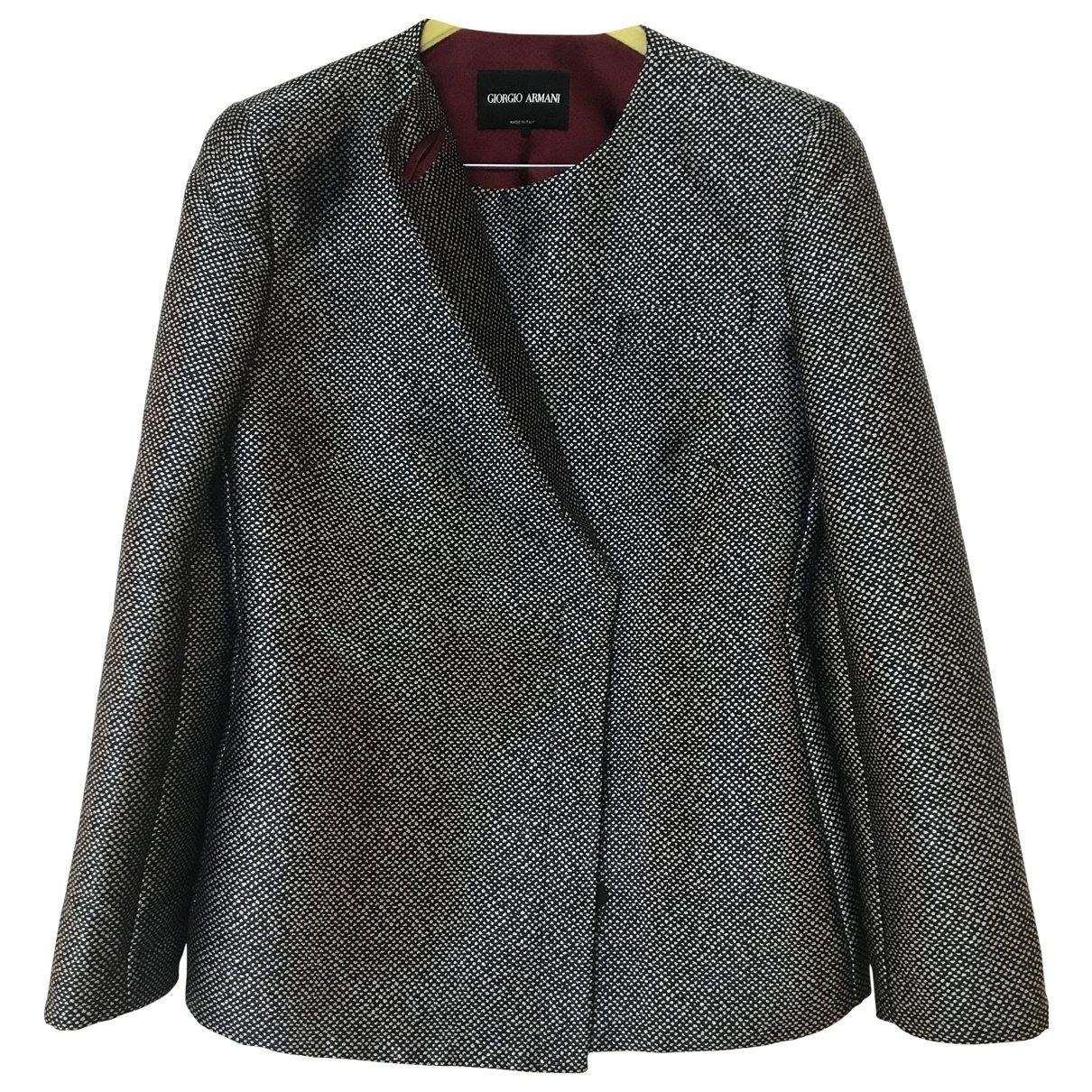 Giorgio Armani \N Jacke in Wolle